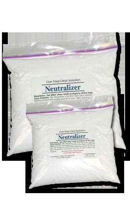 Franmar Neutralizer for Ink & Emulsion Remover