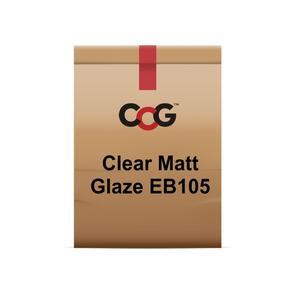 CCG Clear Matt Glaze EB105