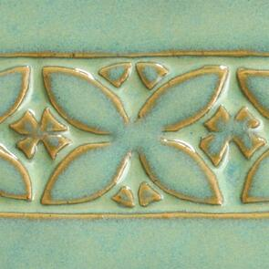 Amaco Dry Powder Glaze PC-25Textured Turquoise