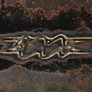 Amaco Potters Choice Midfire Brushable Glaze PC-65 Black Aventurine