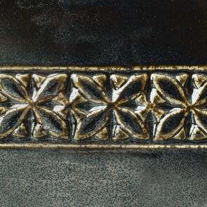 Amaco Potters Choice Midfire Brushable Glaze PC-66 Cosmic Oilspot