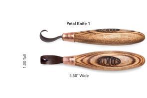 Mudtools Petal Knife #1