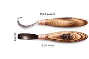 Mudtools Petal Knife #3