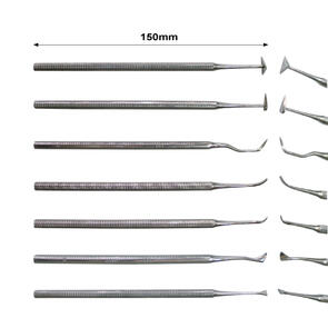 Wax Modelling Tools (Set of 7)