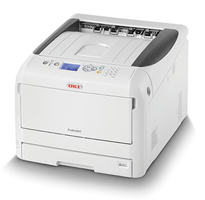 OKI PRO8432WT A3 White Toner Printer
