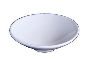 Abbots Matte White Midfire Brushable Glaze