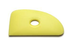 Mudtools Polymer Ribs Yellow (Soft) Half D 4