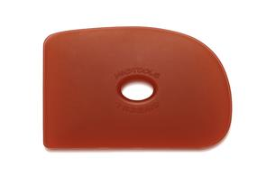 Mudtools Polymer Ribs Red (Very Soft) D Shape 2