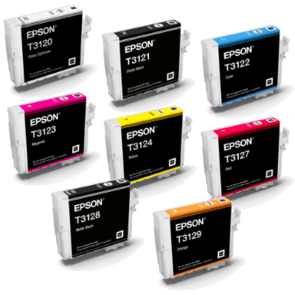 Epson UltraChrome Hi-Gloss2 Ink Cartridge for SureColor SC-P405