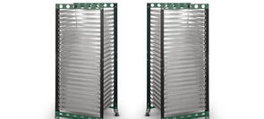 "Vastex Screen Rack 36"" (91cm) wide"