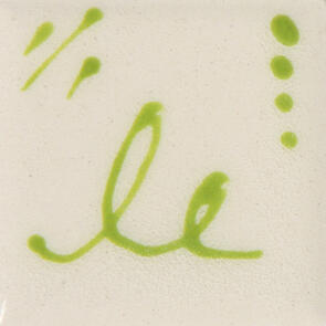Mayco Designer Liner Glaze Pen SG409 Bright Green