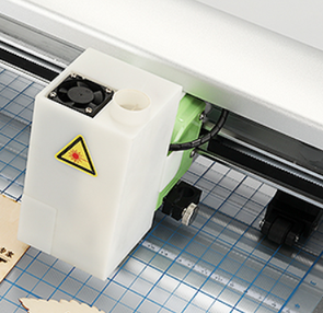 Skycut C24 Vinyl Cutter Laser attachment