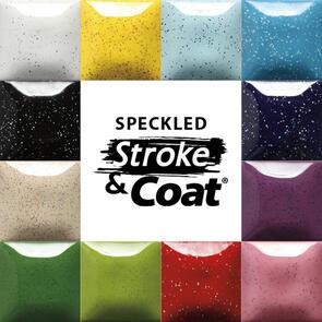 Mayco Speckled Stroke & Coat Low & Midfire Glaze Kit
