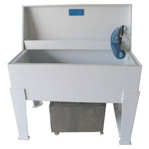 CCI Squeegee Cleaning Recirculation Tank