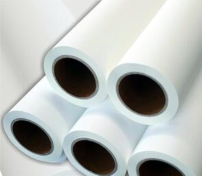 Ultra PU Heat Transfer Media Subblocker White 500mm x 25m Roll