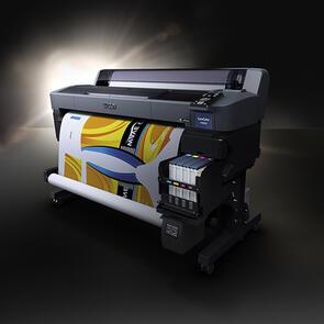 """Epson SureColour F6360 44"""" Dye Sublimation Printer"""