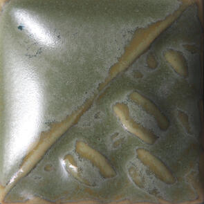 Mayco Stoneware Midfire Brushable Glaze SW108 Green Tea