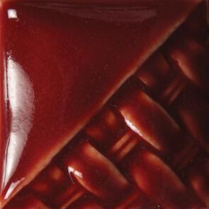 Mayco Stoneware Midfire Brushable Glaze SW119 Cinnabar