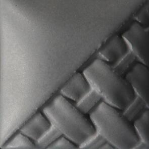 Mayco Stoneware Midfire Brushable Glaze SW142 Grey Matte