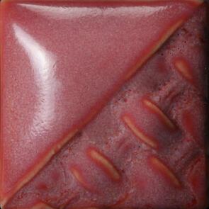 Mayco Stoneware Midfire Brushable Glaze SW177 Raspberry Mist
