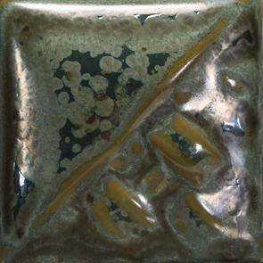 Mayco Stoneware Midfire Brushable Glaze SW184 Speckled Toad