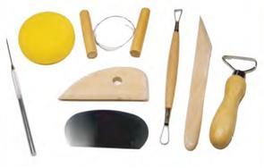 Pottery Starter Tool Kit