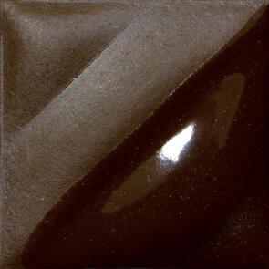 Amaco Velvet Underglaze V-314 Chocolate Brown