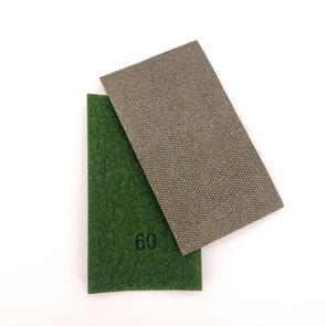 DiamondCore Velcro-backed Removable Flexible Sanding Pads