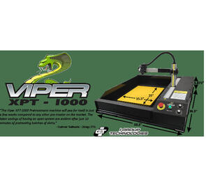 Viper XPT1000 Pretreatment Machine