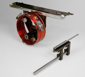 Melco Wide Angle Cap Frame Driver & Cap Frame