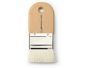 """Xiem Tools Short Cut Goat Hair Glaze Brush 2"""""""