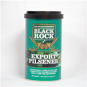 Black Rock Export Pilsner 1.7kg