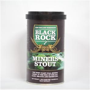 Black Rock Miners Stout 1.7kg