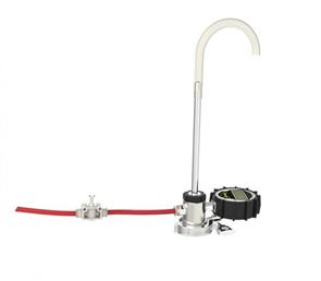 Conical Fermenter Pressure Transfer
