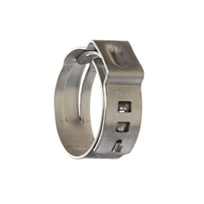Hose Clamp Stainless - 15mm