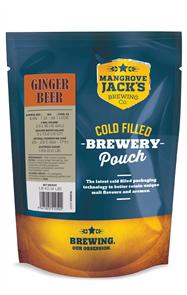 M/J's Ginger Beer 1.8kg