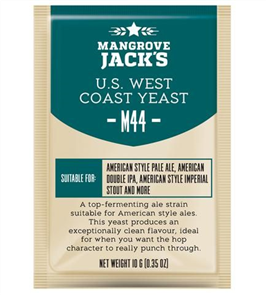 Yeast M44 US West Coast