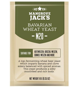 Yeast M20 Bavarian Wheat