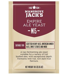 Yeast M15 Empire Ale