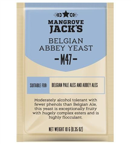 Yeast M47 Belgian Abbey