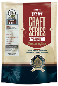 Craft Series Roasted Stout With Dry Hops