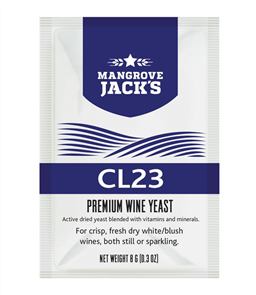 Wine Yeast - CL23 8g