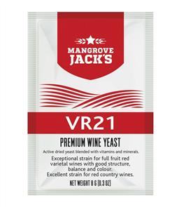 Wine Yeast - VR21 8g