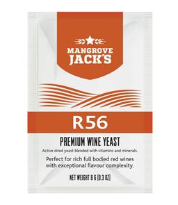 Wine Yeast - R56 8g