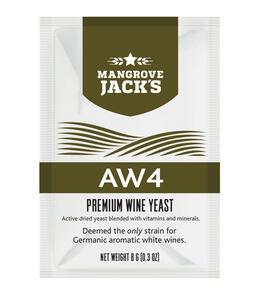 Wine Yeast - AW4 8g