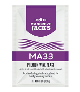 Wine Yeast - MA33 8g