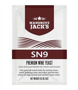 Wine Yeast - SN9 8g