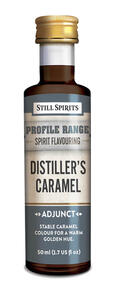 Top Shelf Additive Distillers Caramel 50ml