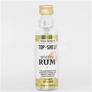 Top Shelf White Rum 2.25L