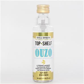 Top Shelf Ouzo 2.25L